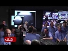 08.06.2012 ICNSF News - NASA Curiosity Rover Lands on Mars