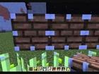 Minecraft Tutorial: Semi Automatic Sugar Cane Farm