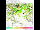 2week GFS-model hurricane-storm NADINE forecast (update 2)