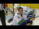 Canucks at Oilers - Rick Rypien Vs Zack Stortini - 10.19.09 - HD