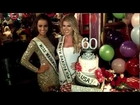 Miss USA 2011 Contestants At Buca di Beppo Las Vegas 6-6-11