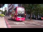 Go Ahead London Route 453 E172 SN61BHD Enviro400 Trident Mandela Way (MW)