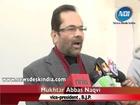 Mukhtar Abbas Naqvi on Rail fare hike