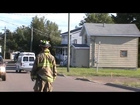 MVA-LaFrance & Champlain Woman Transported to hospital by Ambulance