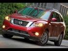 2013 Nissan Pathfinder Start Up and Review 3.5 L V6