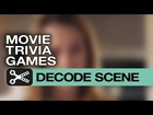 Decode the Scene GAME - Keira Knightley Chiwetel Ejiofor Andrew Lincoln MOVIE CLIPS
