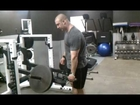 Brutal Iron Gym - Sorinex Hurricane One Arm Shrugs