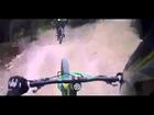 MTB Bike Jump Fail