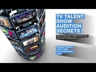 Donna Soto-Morettini - How TV talent shows can boost your career .mov