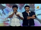 Nani & Allari Naresh making fun of Colours Swati & Nikhil - Swamy Ra Ra Audio Launch