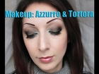 Makeup tutorial: azzurro e tortora - Perfettina NeveCosmetics