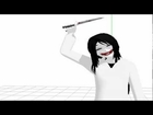 Jeff The Killer (MMD - MikuMikuDance)