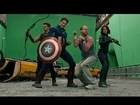 The Avengers Gag Reel Goes Viral Online! - Hollywood Now