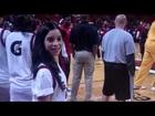 Miami Heat Miami Herald Academis Sportsmanship Honoree Simi Serfati Feb. 2013