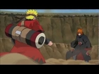 Naruto .vs. Pain