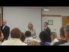 Rep. Melissa Bean IL8 sends in the thug