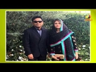 AR Rahman With Wife Saira At The 55th Annual Grammy Awards - 2013