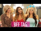 Best Friend TAG with Trisha Paytas and Gigi Gorgeous
