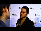 Jared Leto on Fueling Tour Bus With Vegetable Oil & Other Ways to Help the Environment