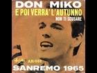 E poi verrà l'autunno - Don Miko - Sanremo 1965