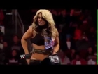 WWE RAW - Kaitlyn Vs Eve Torres for Divas Championship 14/1/13