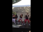 Stage Stars Performance At Dance Parade NY Festival In Thompkins...