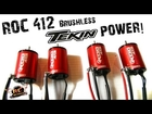 RC ADVENTURES - Project: OVERKiLL - Soldering 4 Tekin ROC 412 BL Motors & RS Pro's