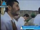 Mahmoud Ahmadinejad en pélerinage à La Mecque