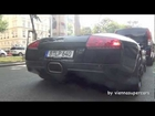 Lamborghini Murciélago LP640 Roadster - Start ups & little revving