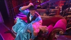 Chris Jericho & Cheryl Burke Performing Quick Step with Maryse Ouellet