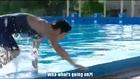 Water Boys--leopard print speedo