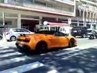 Lamborghini Gallardo spyder performante in monaco 2012