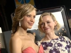 Petra Nemcova and Naomi Watts on The Red Carpet Posing For Pics