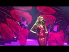 Girls Aloud (Well Nadine..) - The Promise & End (Ten Tour - London - 1st March)